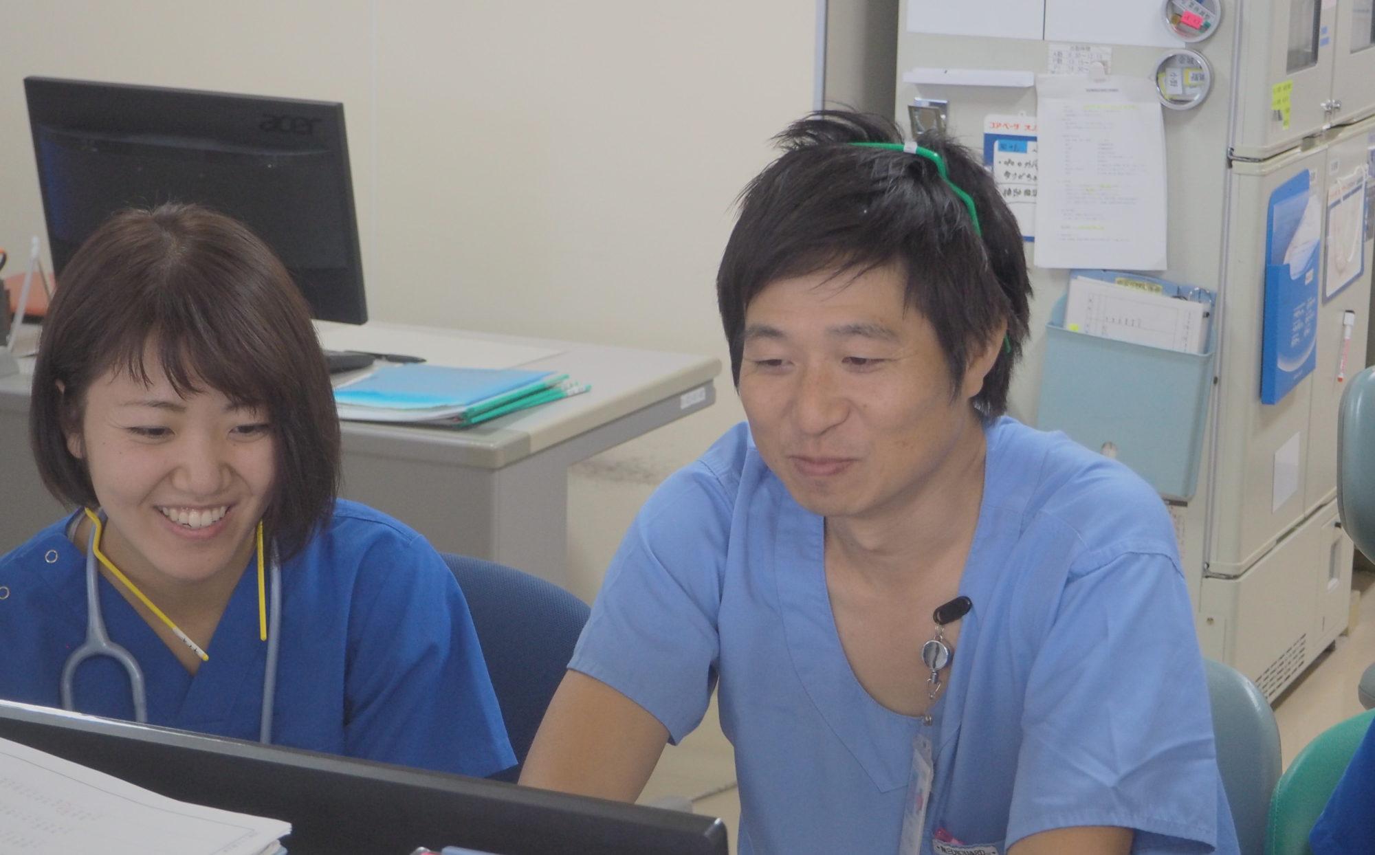 東宝塚さとう病院看護部